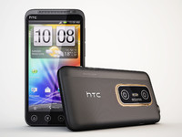 HTC EVO 3D for Europe