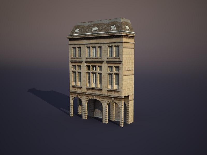 apartment house max