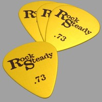 guitar pick 3d obj