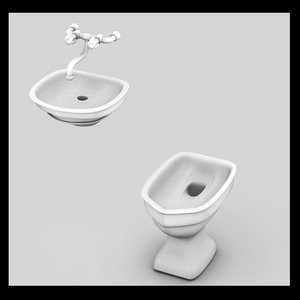prison wc sink max