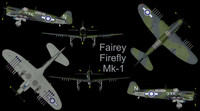 3d air fairey firefly