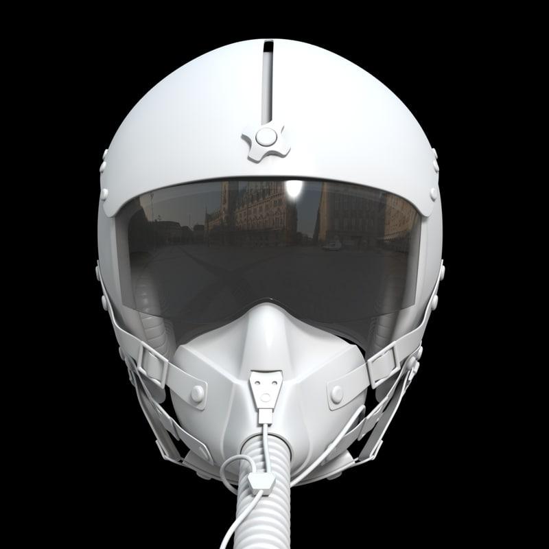 jet fighter pilot helmet max