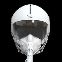 jet fighter pilot helmet max