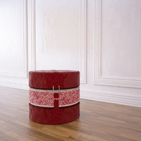 Cushion Pouffe