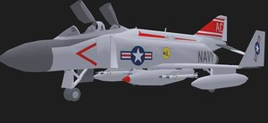 free vue mode navy fighter