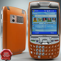 Palm Treo 750 Orange