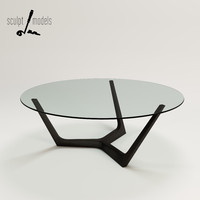 3d model atta coffee table