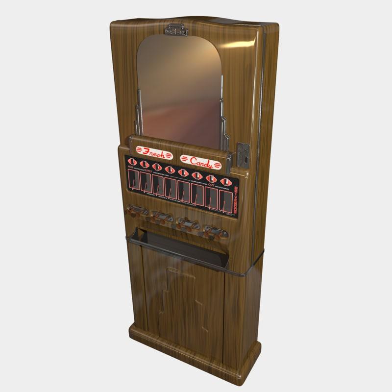maya stoner vending machine