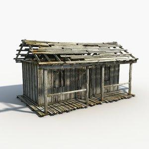 max port hut