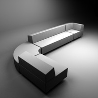 3d sofas set