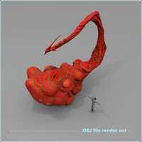 embryo week 3d obj