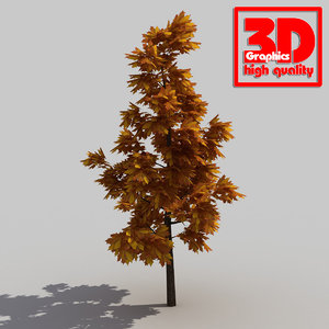 modelled trees 3d max