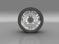 Car Tyre 04