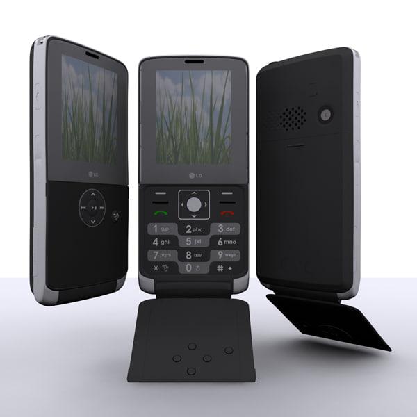 max phone 2010 lg km380