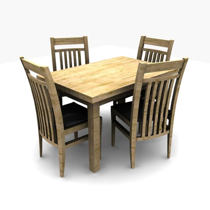 gen home furniture 3d model