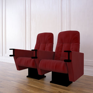 seat 3d max