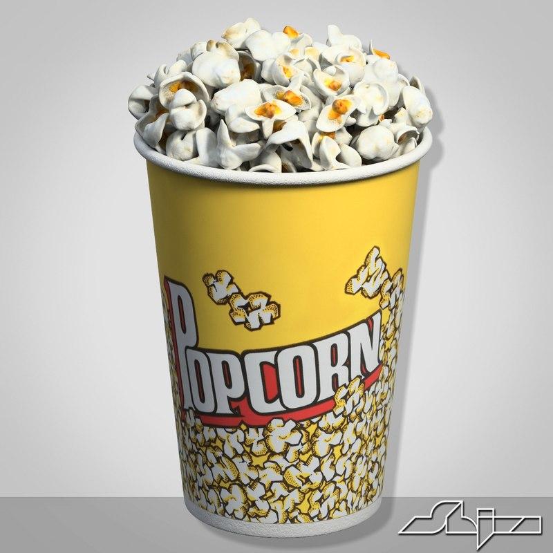 max popcorn heap