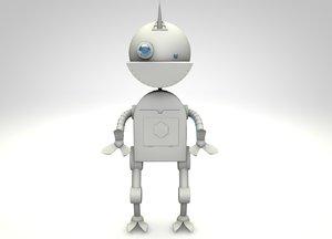 free 3ds mode robot spike