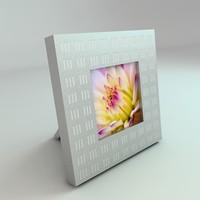 3d model of metal photo