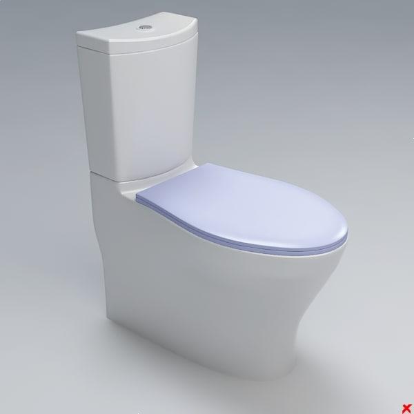 3ds toilet