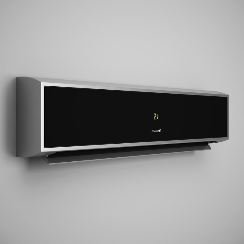 3d wall air conditioner 08 model