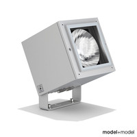 iguzzini ipro projector lights 3d obj