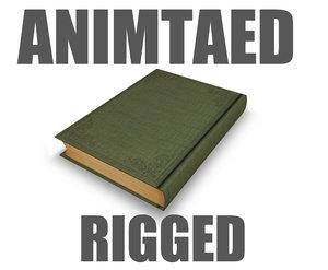 x book animate