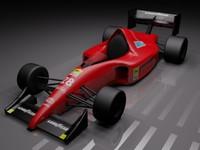Alain Prost f1 car