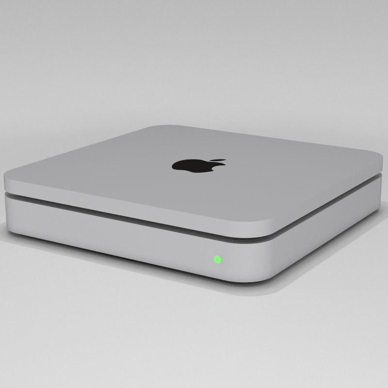 apple time capsule 3d model