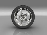 Car Tyre 01