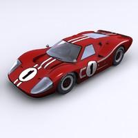3d mk iv gt40 1967 model