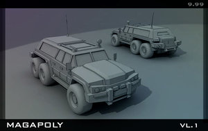 3ds max hummer rus