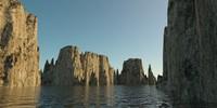 Landscape - rocky islands 01