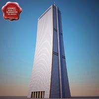63 building 3d model
