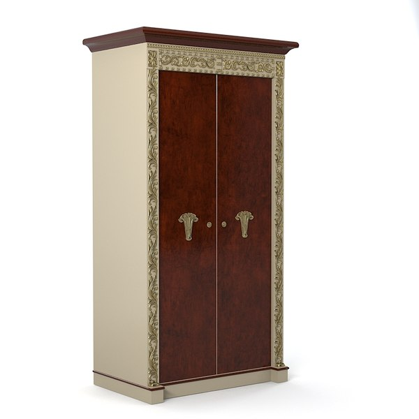 Bisini bedroom armoire