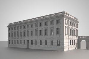 3d model building library