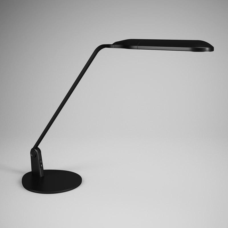 3d office desk lamp 23 model