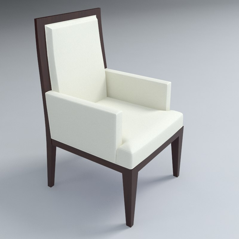 3ds dining chair materials