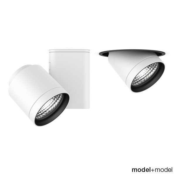 max flos architectural pure spotlights