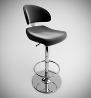 restaurant chair hoker barowy 3ds