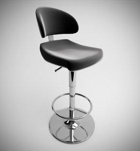 restaurant chair hoker barowy 3ds