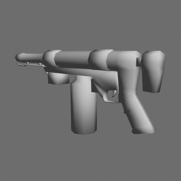 free obj mode flamethrower