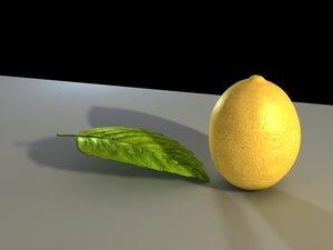 lemon max