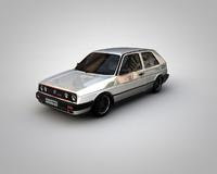 Golf Mk 2 GTi