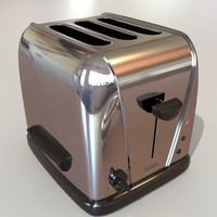 Electric 3 Slice Toaster