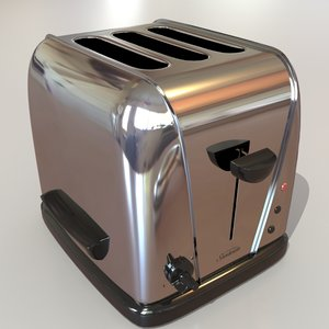 electric 3 slice toaster max