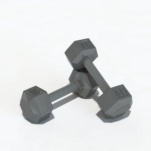 15lb weight 3d lwo