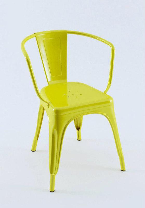 3d tolix chair