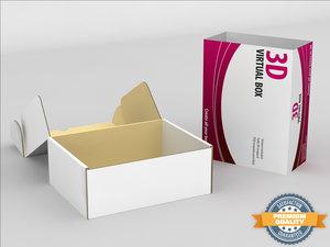 3ds electronics box