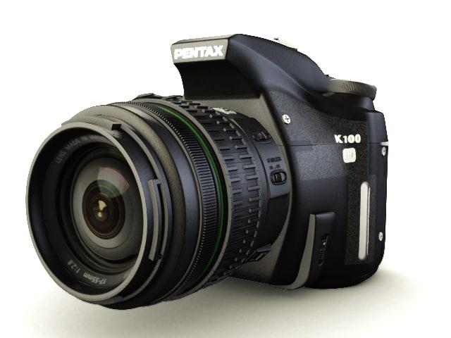 3d model camera